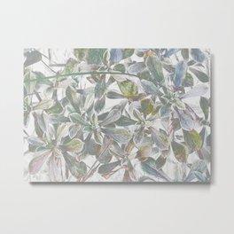 Living Prism Metal Print