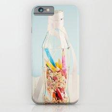 Botella de colores iPhone 6s Slim Case