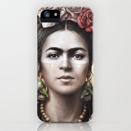 Hommage a Frida 5 iPhone Case