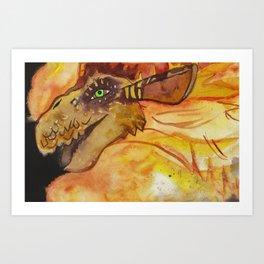 DINRAAL Art Print