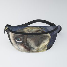 Pug and Moon Fanny Pack