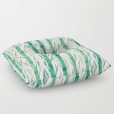 bamboo pattern Floor Pillow