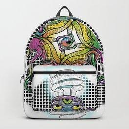 OctoPower!  Backpack