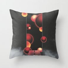 Void Vibes Only Throw Pillow