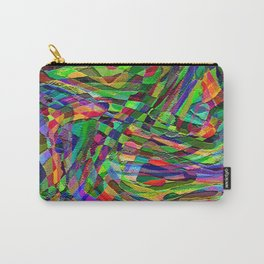 """ The color creates the emotion and lets spring the spark of the creation. "" Carry-All Pouch"