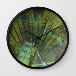 Quiet of the Deep Wall Clock