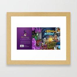 Official Cover Framed Art Print