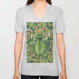 Leaf Mimic Unisex V-Neck