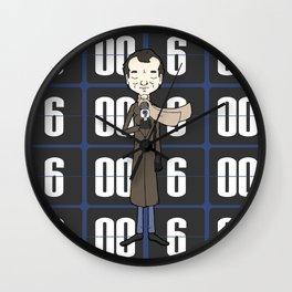 Phil Wall Clock