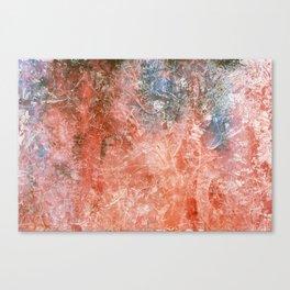 Ancient Roman Fresco Canvas Print