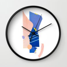 southwest 2 Wall Clock