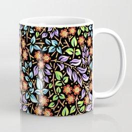 Filigree Floral smaller scale Coffee Mug