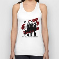pretty little liars Tank Tops featuring Pretty Little Liars by Rose's Creation