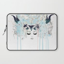 The Horned One Laptop Sleeve