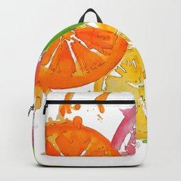 Citrus Burst! Backpack