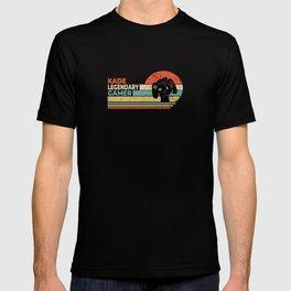 Kade Legendary Gamer Personalized Gift T-shirt