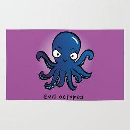 Evil Octopus Rug