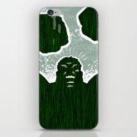 hulk iPhone & iPod Skins featuring Hulk by Duke Dastardly