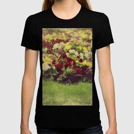 Vintage Pretty Flowers T-shirt