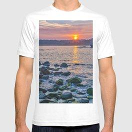 Sunrise at La Jolla Cove T-shirt