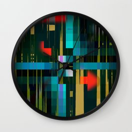 merging reasons. 5 Wall Clock