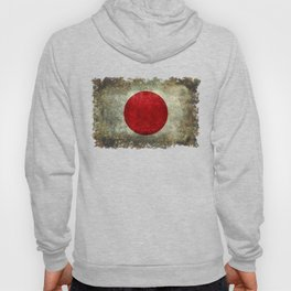 The national flag of Japan Hoody