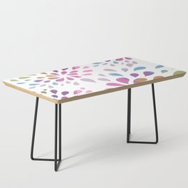 Colourful drops Coffee Table