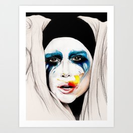 Applause Art Print