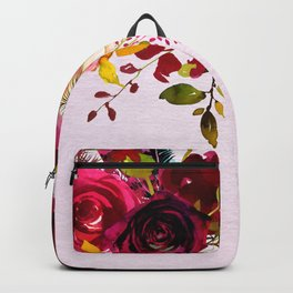 Flowers bouquet #38 Backpack