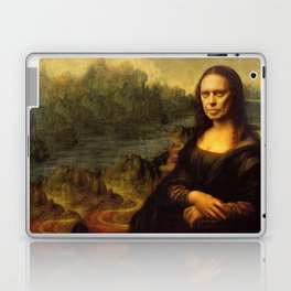 The Mona Buscemi Laptop & iPad Skin
