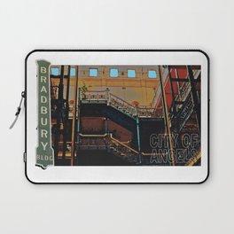 Bradbury Building Laptop Sleeve