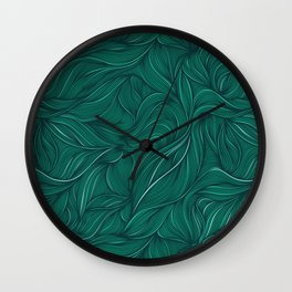 Just lines Wall Clock