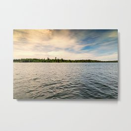 Lake Itasca - Minnesota, USA 6 Metal Print
