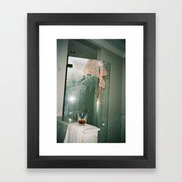 Suite life Framed Art Print