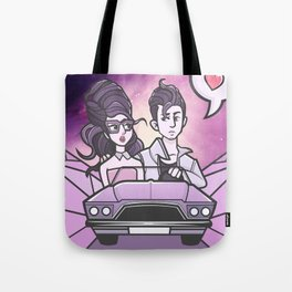 LOVE YOU LIKE A LOVE SONG Tote Bag