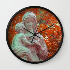 Don't Give Up Wall Clock