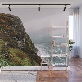 Irish Cliffs Wall Mural