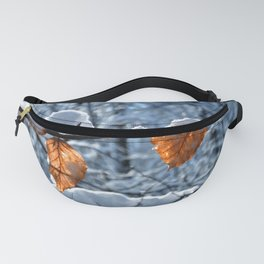 Last Leaves Fanny Pack