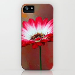 Summer Reds 2018 iPhone Case
