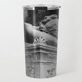 Mourning Angel Travel Mug