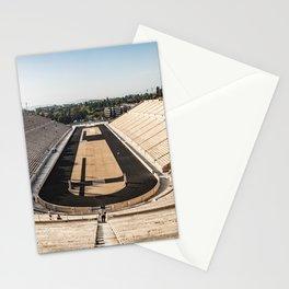 Panoramic View of the Panathenaic Stadium Stationery Cards