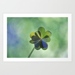 Love in love with love Art Print