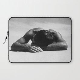 Sunbaker by Max Dupain, 1937 - Australian Photographer Laptop Sleeve