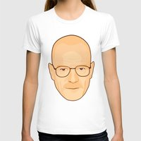 walter white T-shirts featuring Walter White by sknny