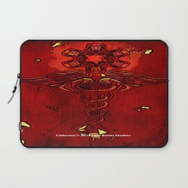 Caduceus 069 Laptop Sleeve