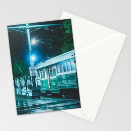 Trolley - Memphis Photo Print Stationery Cards