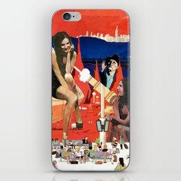 Women of Tomorrow iPhone Skin