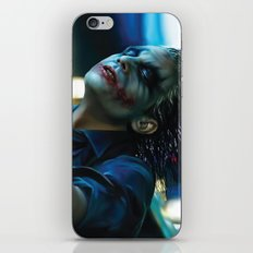 Joker Heath Ledger iPhone & iPod Skin