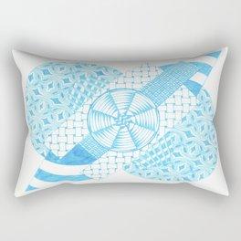 Enlace Rectangular Pillow