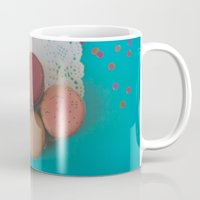 macarons Mugs featuring Macarons by Jessica Torres Photography